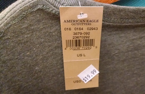 American Eagle Prices June 2020