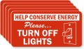 Conserve Label
