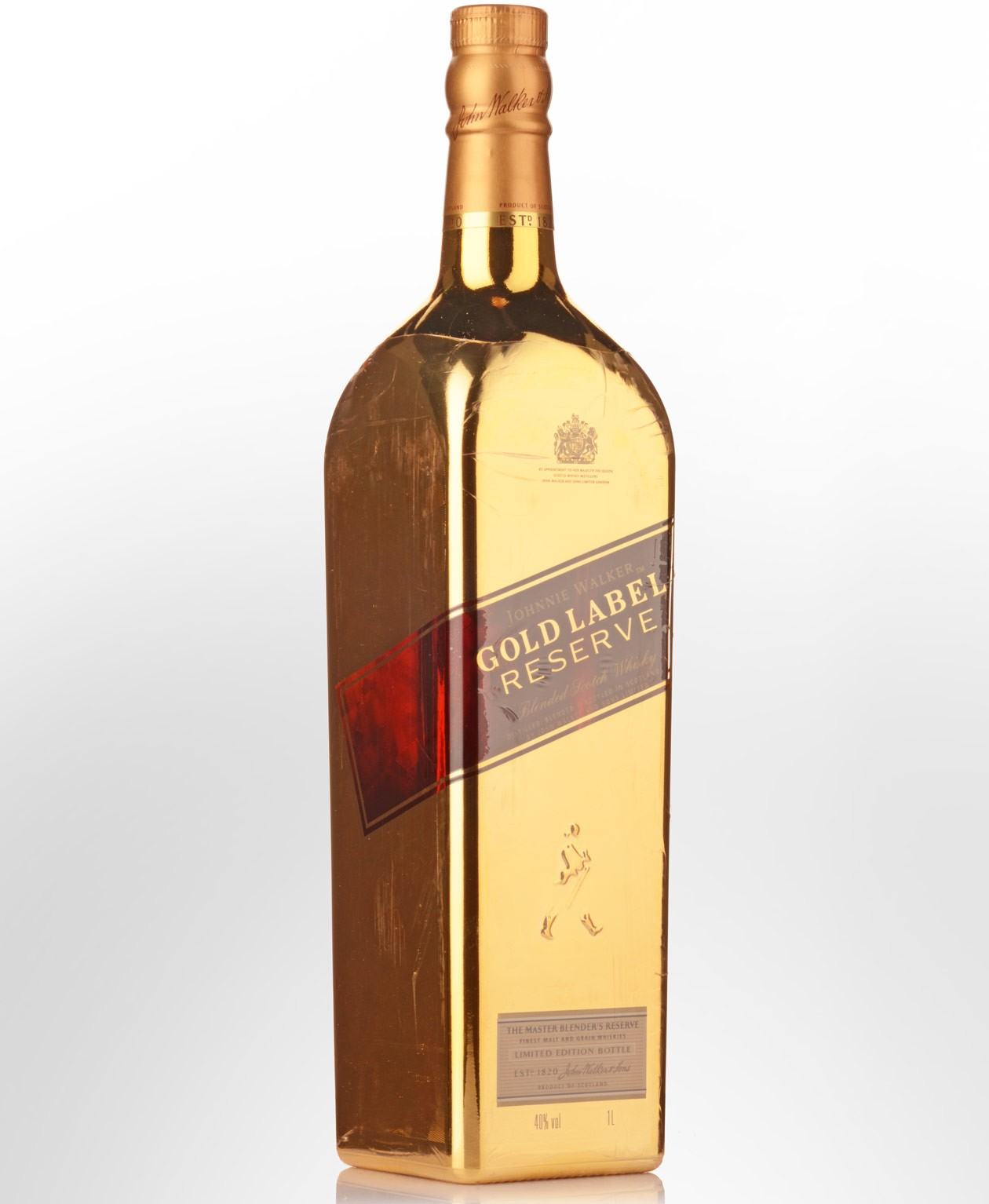 Johnnie Walker Gold Label Reserve Price In India
