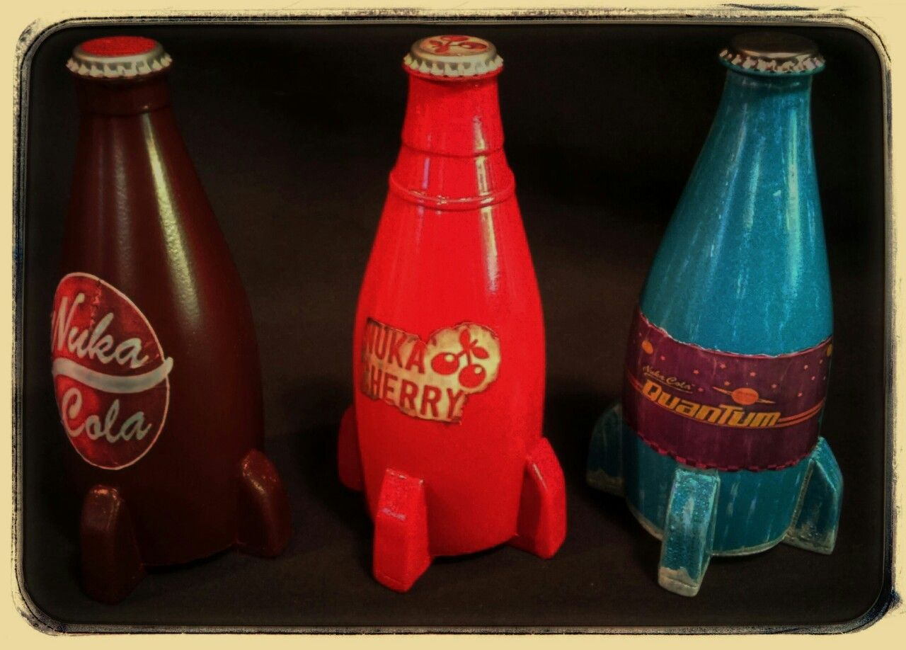 graphic relating to Nuka Cola Printable Labels identified as Nuka Cola Quantum Fallout 4 Label - Produced As a result of Resourceful Label