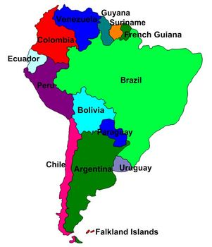 south america map labeled original 140954 1 - Made By Creative Label