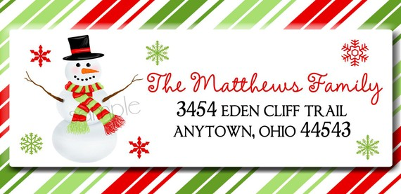 staples mailing labels 5160 clever design ideas christmas mailing