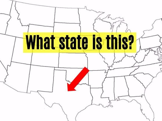 Us Map Without Labels Map Of Usa Without State Names Made By