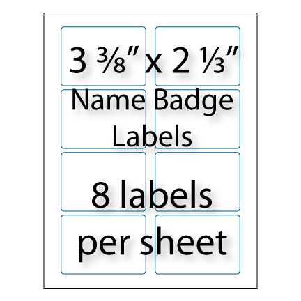 avery labels 5395 3 3 8 x 2 1 3 name badge 87443 1319220743 made