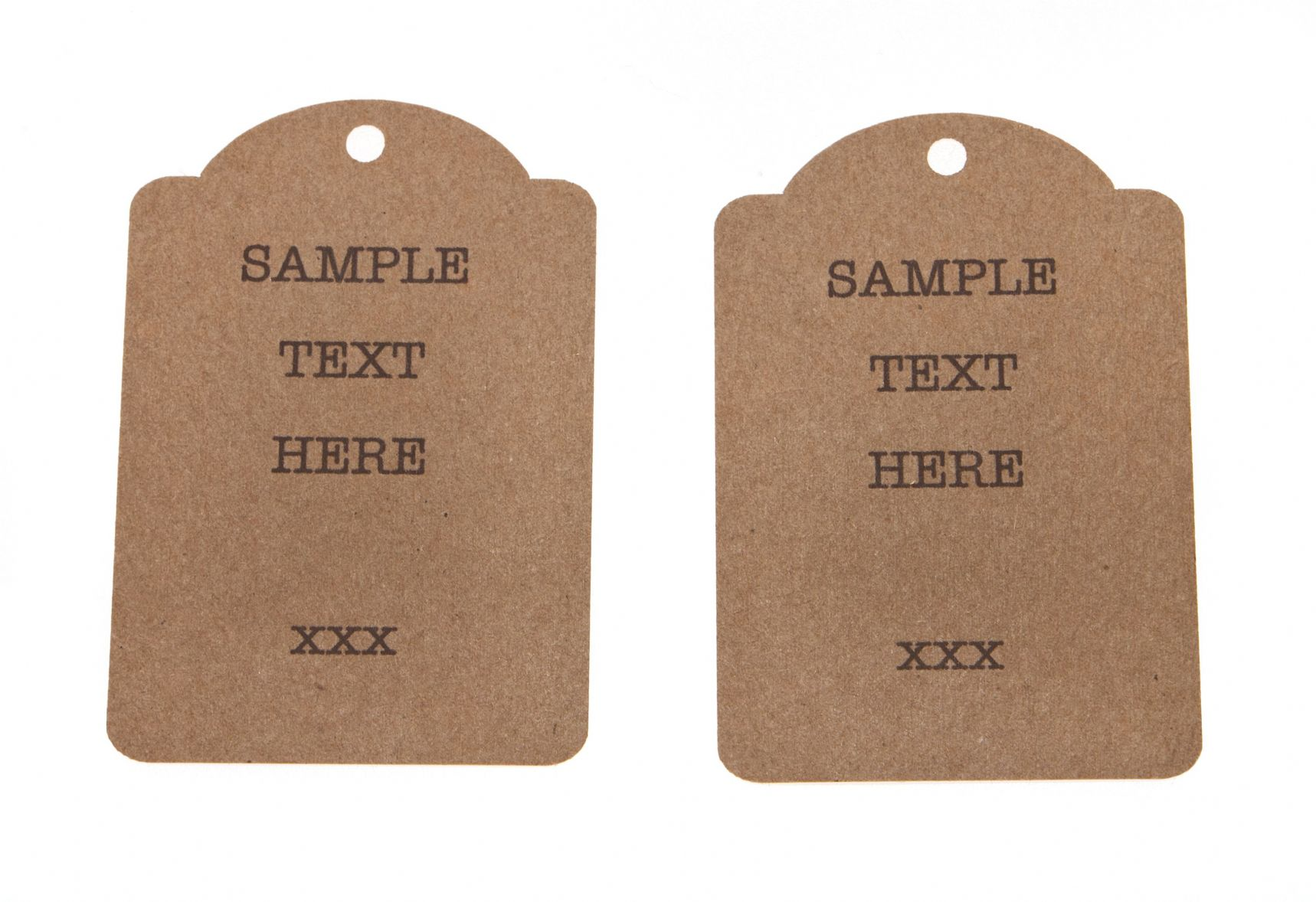 how to make professional labels for products