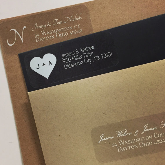 clear address labels il 570xn 697524527 7wye made by creative label