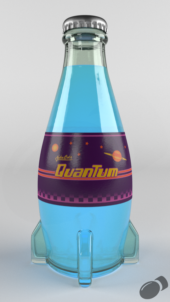 graphic relating to Nuka-cola Quantum Printable Label known as Nuka Cola Quantum Label Fallout 4 - Designed Via Artistic Label