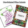 Pre Printed Wine Labels