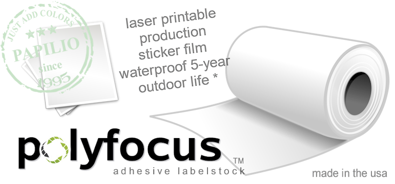 Printable Mylar Labels - Made By Creative Label