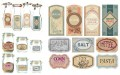 Printable Vintage Labels