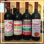 Holiday Wine Labels Christmas