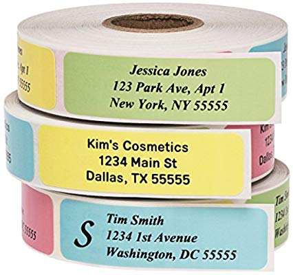 Label On A Roll Best Ideas 2019