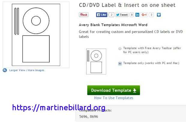 word cd label template memorex made by creative label