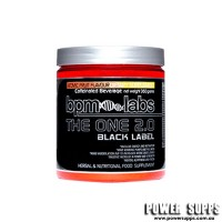 Bpm Labs The One 2.0 Black Label